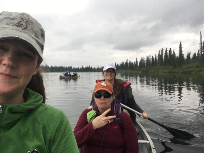 JULY rae canoe
