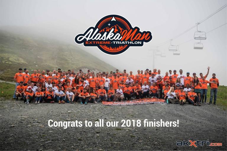 2018 finishers class
